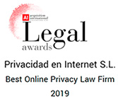 Best online Privacy Law Firm 2019